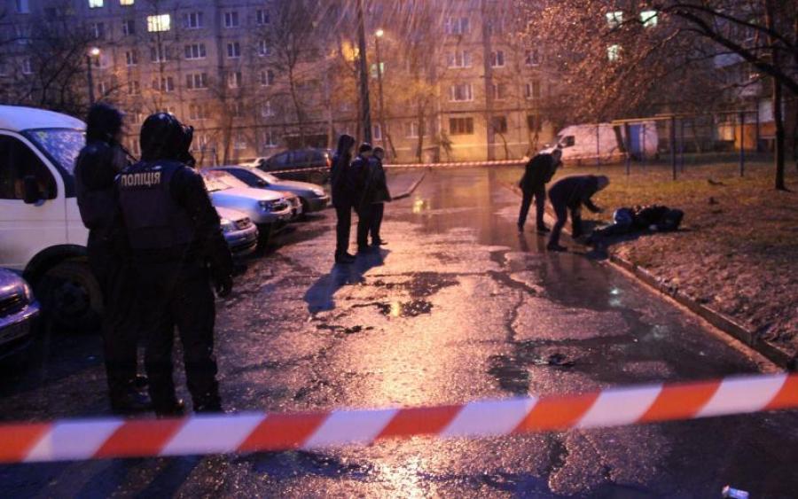 В Киеве горе-мать выбросила своего ребенка в мусорный бак