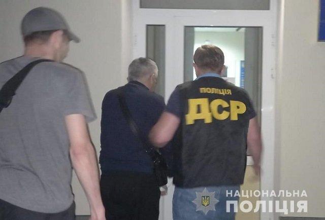 Криминальный авторитет «Дед», которого уже ловили в Закарпатье, попался в четвертый раз
