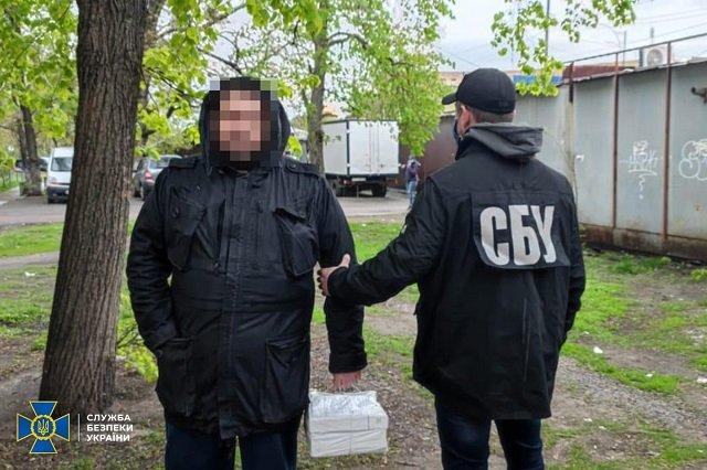 В Закарпатті СБУ викрила і блокувала контрабандний канал запчастин вогнепальної зброї