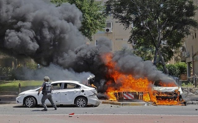 На Ближнем Востоке разгорается реальная война - По Израилю запустили сотни ракет