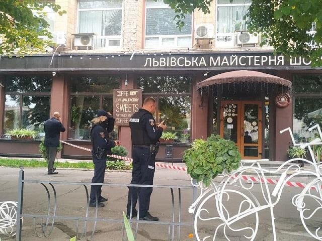 В Черкассах застрелили главаря местной ОПГ