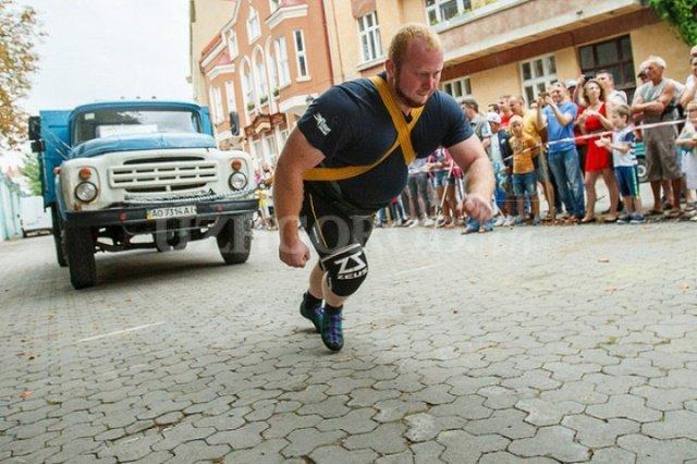 Кто сильнее: В областном центре Закарпатья пройдет силовой турнир «Карпатский Медведь»
