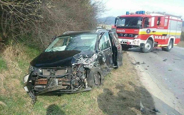 В Словакии в результате жесткого ДТП пострадали 7 человек