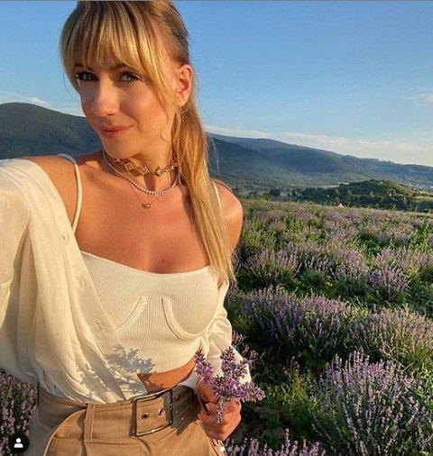Чем занималась известная телеведущая Леся Никитюк в Закарпатье