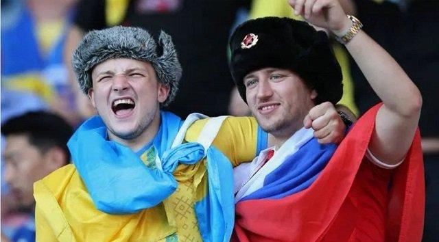 Не смотря ни на что, братья славяне всегда болеют за своих, игнорируя интриги маргинальных политиков.