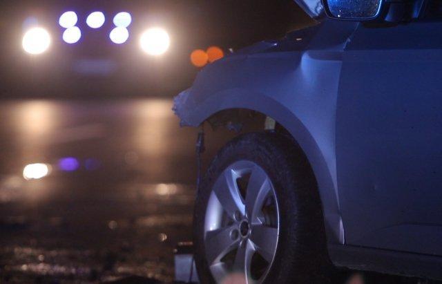 Жуткая авария в Закарпатье: На трассе Киев-Чоп не разминулись два авто, травмированы пять человек