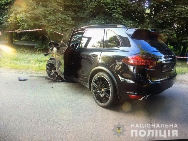 ДТП на набережной в Ужгороде: Пострадавшего мужчину оперировали 4 часа