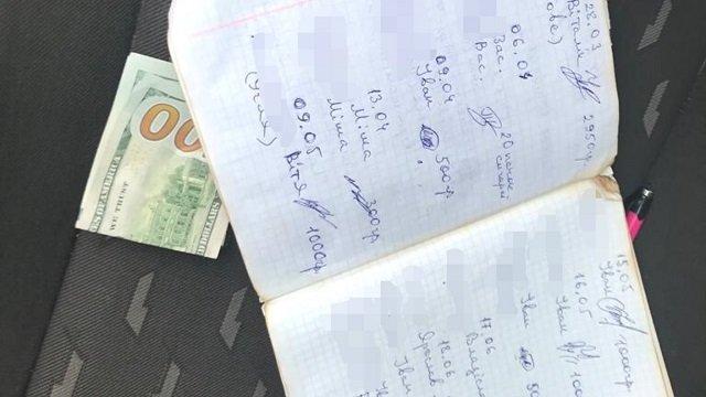 """В Закарпатье во время спецоперации задержаны """"рэкетиры"""": Требовали у перевозчиков деньги для уголовного """"общака"""""""