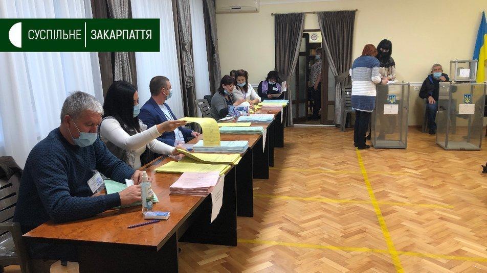 Закарпаття. Найзахідніша виборча дільниця України відкрилася вчасно