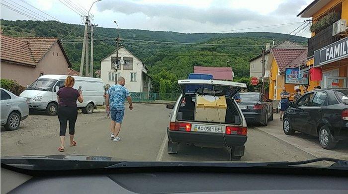 ДТП в Закарпатье: Виновником является депутат?