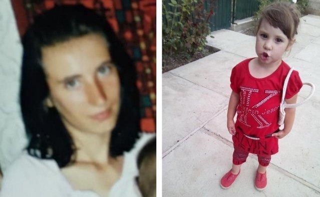 Оголошені у розшук! На Закарпатті безслідно зникли молода жінка з маленькою донькою