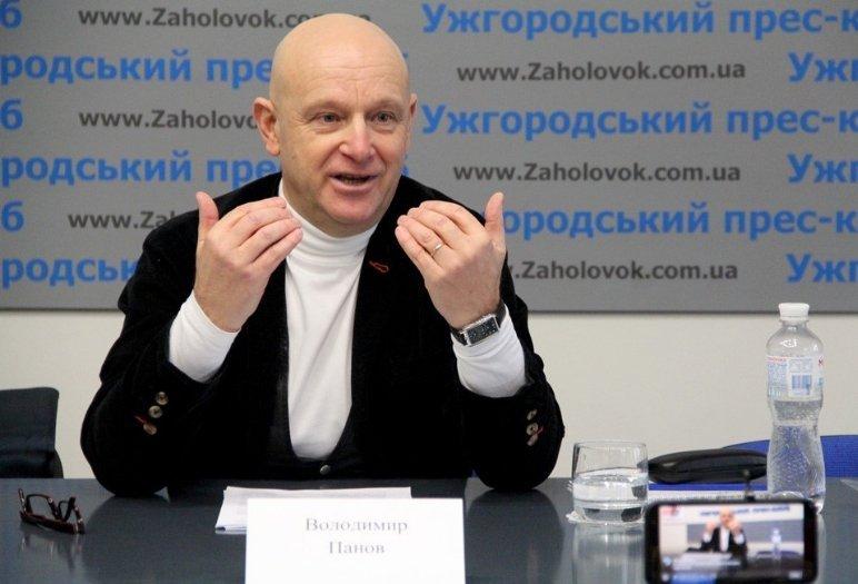 Владимир Панов: Бизнес Закарпатья в 2021 году будет противостоять новым вызовам