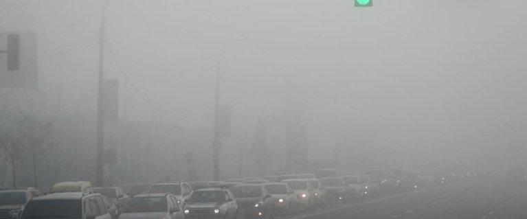 Закарпаття затягне сьогодні туманами, на дорогах — ожеледиця!