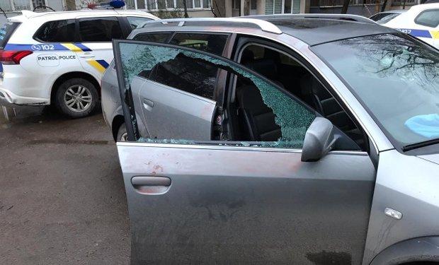 Кримінальний Ужгород. Два поцуплені та обчищені автомобілі за два тижні!