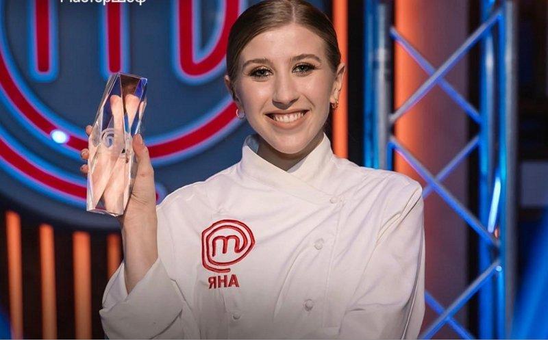 Представительница Закарпатья празднует победу в юбилейном конкурсе лучших поваров Украины