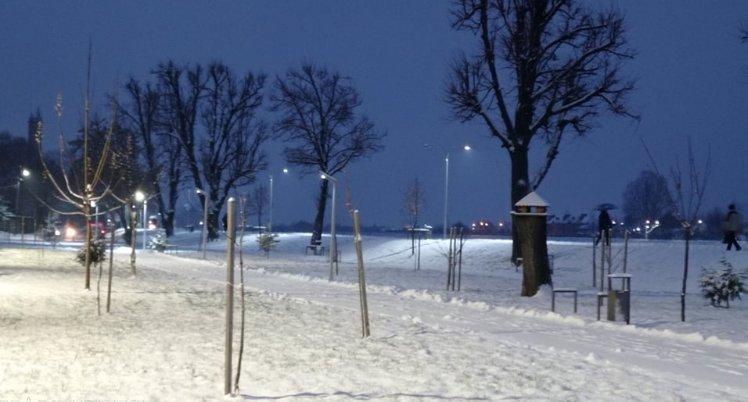 """Закарпаття """"неочікувано"""" опинилося під снігом"""