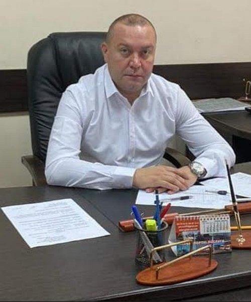 Новый начальник Свалявского отделения Нацполиции подполковник Юрий Пилип.