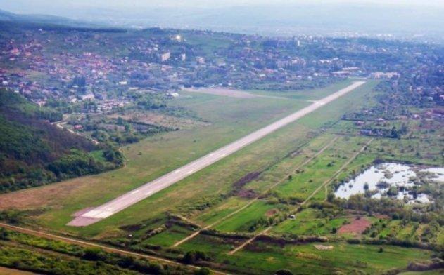 """""""Проект"""" нового аэропорта в Закарпатье должен быть готов за три месяца!"""