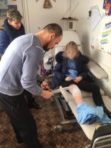 Дівчинка та 2 хлопчики травмувалися на лижах у Карпатах