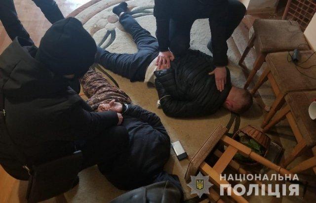 """Продавца метамфетамина в Закарпатье задержали """"на горячем"""""""