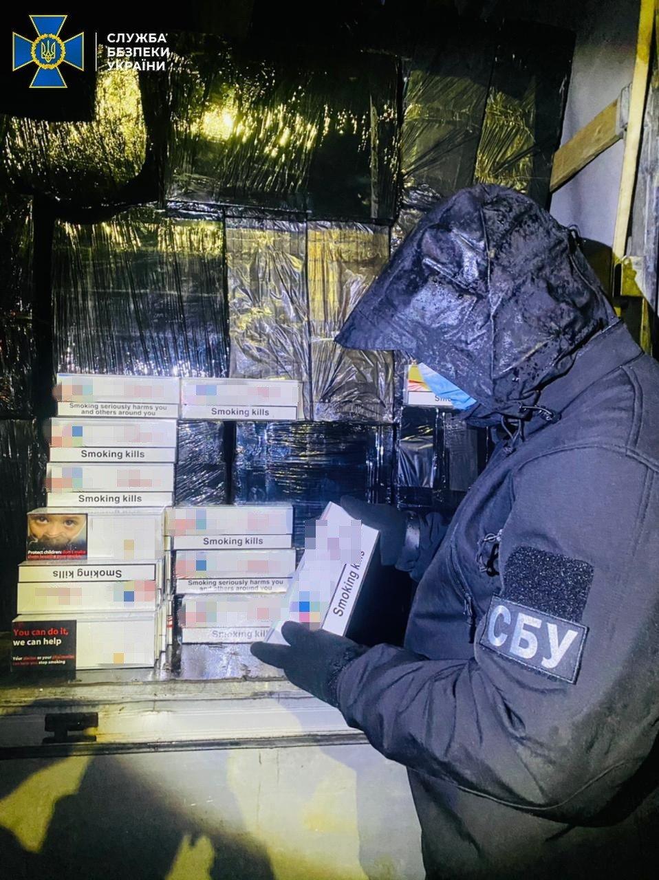 СБУ заблокувала діяльність міжнародної ОЗУ контрабандистів