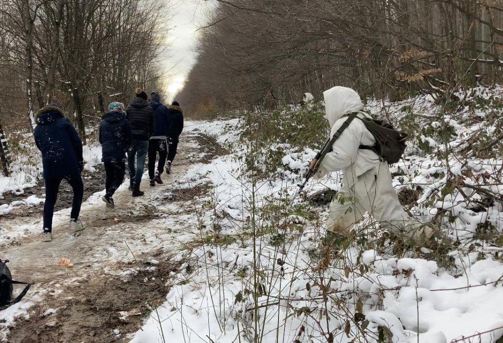 """В Закарпатті громадяни Алжиру """"проривалися"""" через кордон до Словаччини"""