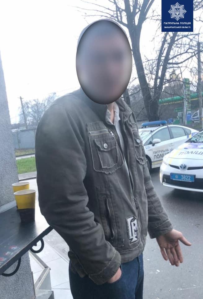 Першого січня на вулицях Ужгорода стріляли!