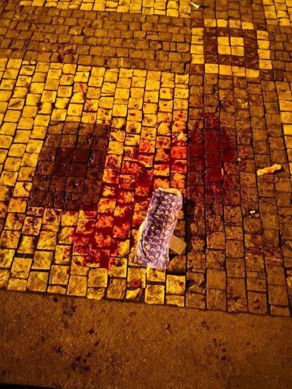 Салюты стали причиной убийственного хаоса на Новый год в Праге
