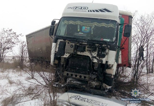Смертельное ДТП в Запорожской области: погибло два человека
