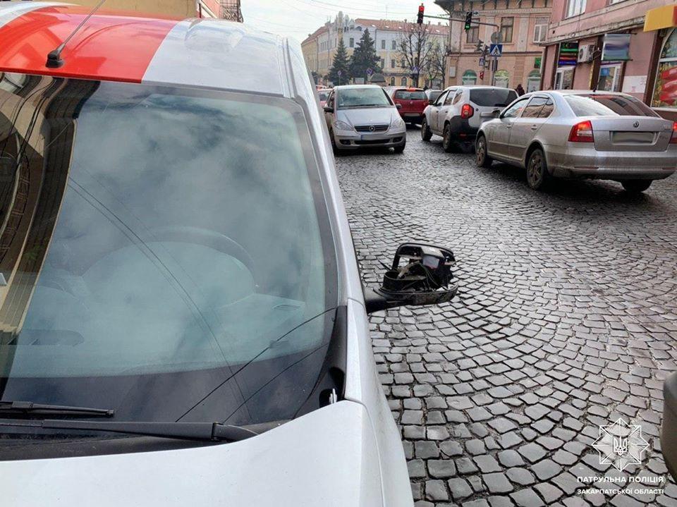 Ни стыда, не совести: В Ужгороде разыскивают свидетелей циничного преступления