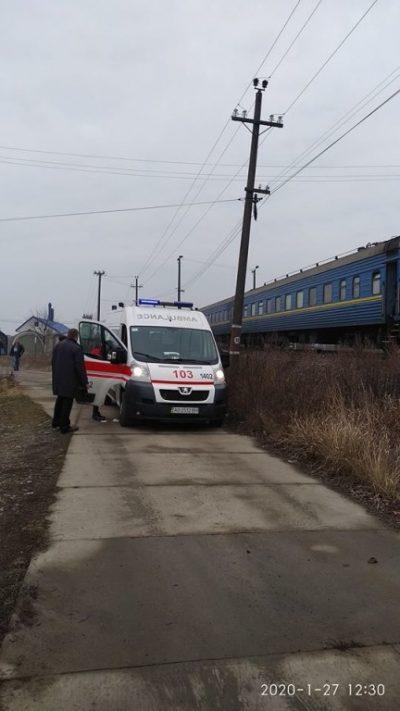 Ужасное ДТП в Закарпатье: Поезд разгромил автомобиль, есть жертвы