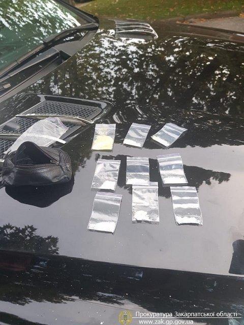 Доказательста на наркоторговцев метамфетамином из Хуста собирали больше полугода