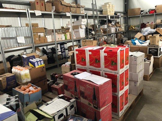 В Закарпатье перевозчики «итальянских» бусов за ввоз посылок заплатили сотни миллионов гривен