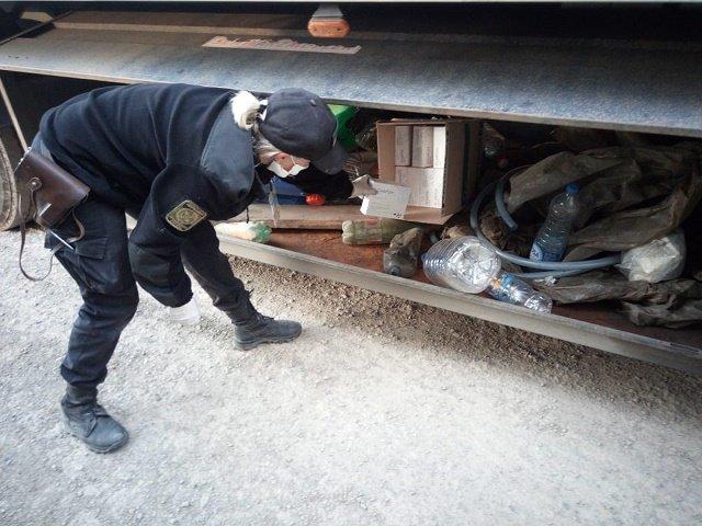 Контрабанда медпрепаратов обошлась в два раза дороже: Иностранца поймали на границе с Румынией в Закарпатье