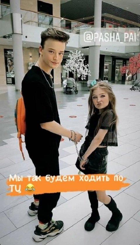 Скандал в сети: С одобрения родителей 8-летняя украинка переехала жить к своему 13-летнему парню