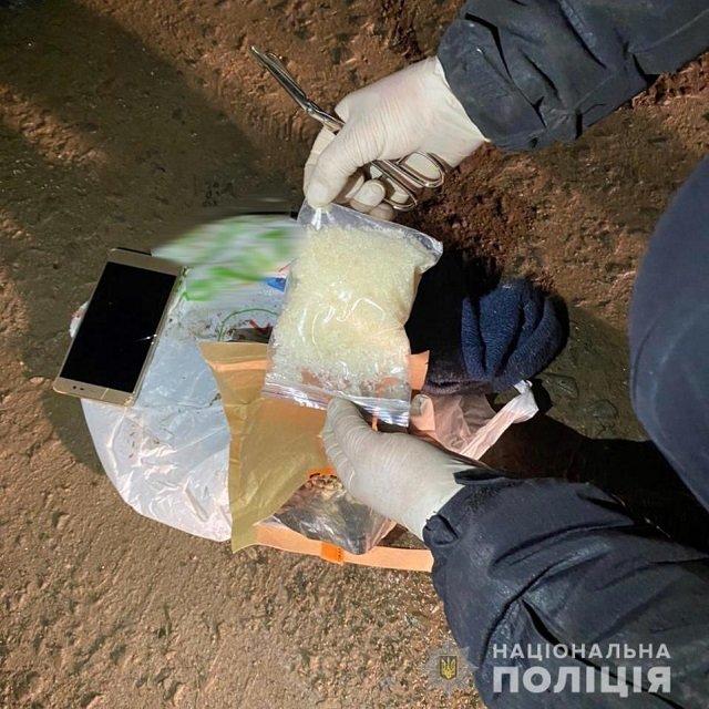 В Ужгороде провели спецоперацию по задержанию межрегионального наркодилера
