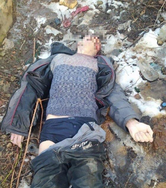В Закарпатье нашли труп мужчины со следами избиения