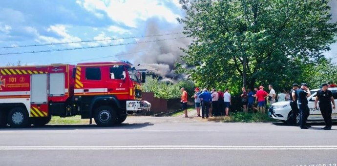 В Ивано-Франковской области разбился спортивный самолет - погибли 4 человека