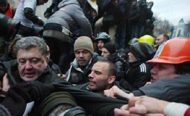 Результат кровавых событий Евромайдана в Киеве ложь, кровь и смерть: Сухие факты