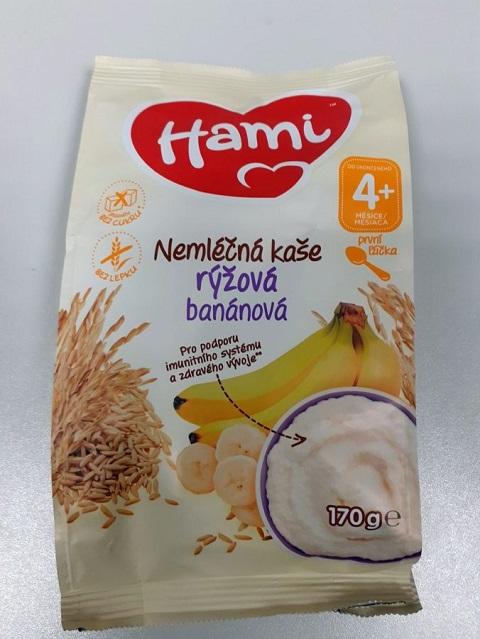 В Чехии и Словакии продавали опасную кашу для грудничков