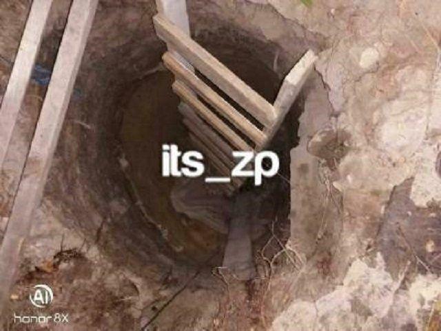 10-метровый тайный ход в колонию вырыла жительница Николаева для своего для убийцы-сына