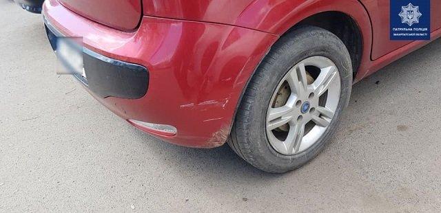 Автопроисшествие произошло вчера на проспекте Свободы в Ужгороде