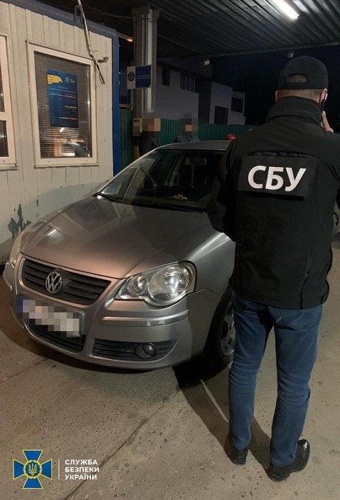 Контрабанду высокотоксичного опасного вещества блокировала СБУ в Закарпатье