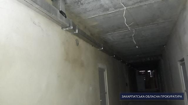 """В Закарпатье предприниматель """"подзаработал"""" на строительстве туббольницы - махинация на миллионы"""