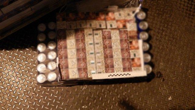 Поляки задержали украинскую фуру с контрабандой сигарет на более 750 тыс. долларов