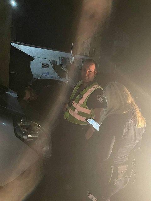 В обласному центрі Закарпаття нічного зломщика впіймав господар авто