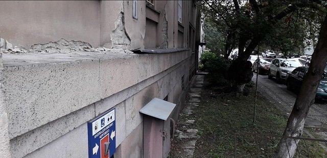 В Ужгороде обокрали здание Нацбанка