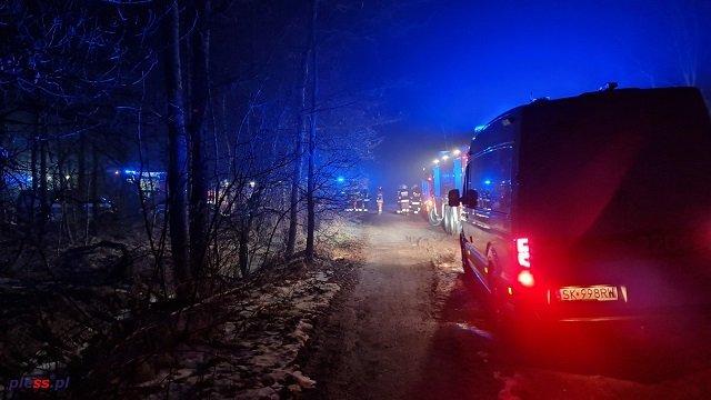 В Польше разбился вертолет: Два человека погибли, еще двое тяжело ранены