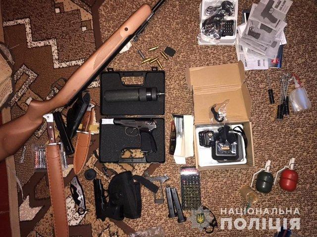 На Львовщине священник устроил в церки склад оружия