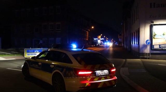 В Германии неадекватный антимасочник хладнокровно застрелил кассира заправки
